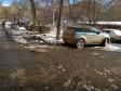 Екатеринбург, ул. Альпинистов, 4: условия парковки возле дома