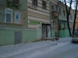 Екатеринбург, пер. Многостаночников, 13: приподъездная территория дома