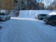 Екатеринбург, ул. Косарева, 5: условия парковки возле дома