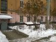 Екатеринбург, Blagodatskaya st., 55: приподъездная территория дома