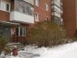 Екатеринбург, пер. Короткий, 12: приподъездная территория дома
