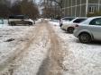 Екатеринбург, ул. Мраморская, 38: условия парковки возле дома