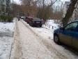 Екатеринбург, ул. Щербакова, 3/1: условия парковки возле дома