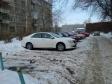 Екатеринбург, ул. Щербакова, 3/4: условия парковки возле дома