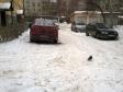 Екатеринбург, пер. Каслинский, 12: условия парковки возле дома