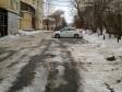 Екатеринбург, ул. Щербакова, 43: условия парковки возле дома