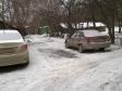 Екатеринбург, ул. Белинского, 183А: условия парковки возле дома