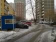 Екатеринбург, ул. Онежская, 9: условия парковки возле дома