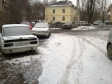 Екатеринбург, ул. Луганская, 21: условия парковки возле дома