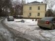 Екатеринбург, ул. Саввы Белых, 26: условия парковки возле дома