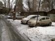 Екатеринбург, ул. Саввы Белых, 28: условия парковки возле дома
