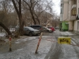 Екатеринбург, ул. Белинского, 198: условия парковки возле дома