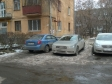 Екатеринбург, ул. Шевченко, 15: условия парковки возле дома