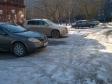 Екатеринбург, ул. Громова, 138/2: условия парковки возле дома