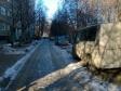 Екатеринбург, ул. Громова, 144: условия парковки возле дома