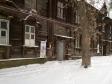 Екатеринбург, пер. Запорожский, 12: приподъездная территория дома