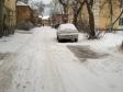 Екатеринбург, ул. Славянская, 37: условия парковки возле дома