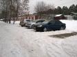 Екатеринбург, ул. Славянская, 58: условия парковки возле дома