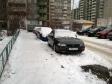 Екатеринбург, ул. Крестинского, 25: условия парковки возле дома