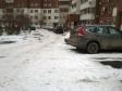 Екатеринбург, ул. Родонитовая, 12: условия парковки возле дома