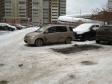 Екатеринбург, ул. Родонитовая, 4А: условия парковки возле дома