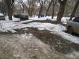 Екатеринбург, ул. Солнечная, 43: условия парковки возле дома