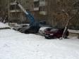 Екатеринбург, ул. Советская, 15: условия парковки возле дома