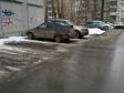 Екатеринбург, ул. Уральская, 62/1: условия парковки возле дома