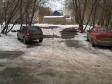 Екатеринбург, ул. Солнечная, 29: условия парковки возле дома