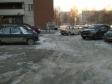 Екатеринбург, ул. Уральская, 61: условия парковки возле дома
