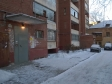 Екатеринбург, пер. Парковый, 37: приподъездная территория дома