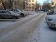 Екатеринбург, ул. Июльская, 21: условия парковки возле дома