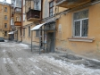 Екатеринбург, ул. Баумана, 6: приподъездная территория дома