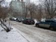 Екатеринбург, ул. Краснофлотцев, 9: условия парковки возле дома