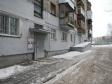 Екатеринбург, пер. Калиновский, 13: приподъездная территория дома