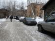 Екатеринбург, ул. Корепина, 22: условия парковки возле дома