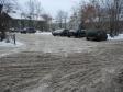 Екатеринбург, ул. Корепина, 10: условия парковки возле дома