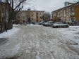 Екатеринбург, ул. Корепина, 27: условия парковки возле дома