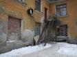 Екатеринбург, ул. Баумана, 30Б: приподъездная территория дома