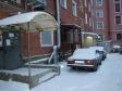 Екатеринбург, Bauman st., 1: приподъездная территория дома