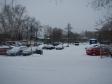 Екатеринбург, ул. Бабушкина, 30А: условия парковки возле дома