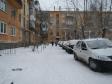 Екатеринбург, ул. Баумана, 13: условия парковки возле дома