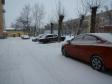 Екатеринбург, ул. Баумана, 17А: условия парковки возле дома