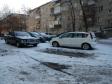 Екатеринбург, пер. Черноморский, 4: условия парковки возле дома