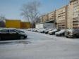 Екатеринбург, Bauman st., 35: условия парковки возле дома