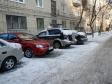 Екатеринбург, ул. Ильича, 20: условия парковки возле дома