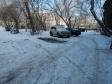 Екатеринбург, ул. 40 лет Октября, 35: условия парковки возле дома