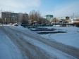 Екатеринбург, ул. Калинина, 57: условия парковки возле дома