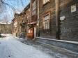 Екатеринбург, ул. Калинина, 59: приподъездная территория дома