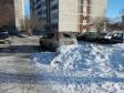 Екатеринбург, ул. Московская, 216: условия парковки возле дома